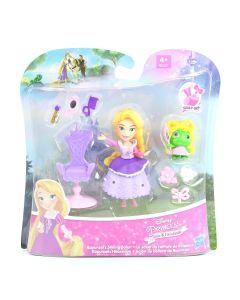 DISNEY PRINCESS doll RAPUNZEL's Styling Salon Little Kingdom playset toy - NEW!