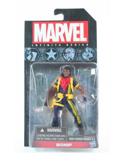 "MARVEL INFINITE SERIES Lucas BISHOP 3.75"" action figure universe toy - NEW!"