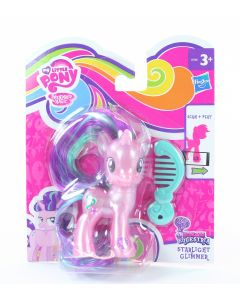 MY LITTLE PONY equestria STARLIGHT GLIMMER pearlised action figure toy MLP - NEW