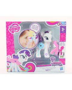 MY LITTLE PONY magical scenes RARITY action figure toy MLP G4 - NEW!