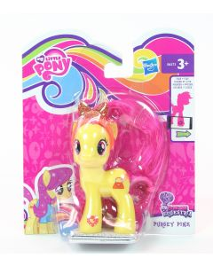 MY LITTLE PONY explore equestria PURSEY PINK action figure toy MLP G4 - NEW!