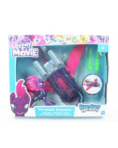 MY LITTLE PONY movie TEMPEST SHADOW sky skiff Guardians of Harmony toy - NEW!