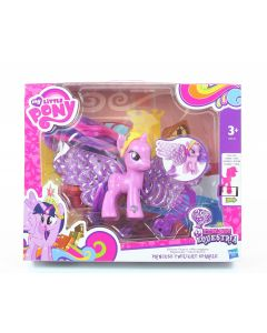 MY LITTLE PONY Shimmer Flutters PRINCESS TWILIGHT SPARKLE action figure toy NEW!