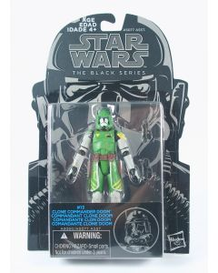 "Star Wars COMMANDER DOOM 3.75"" Black Series toy action figure clone #13 - NEW!"
