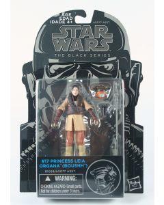 "Star Wars PRINCESS LEIA BOUSHH 3.75"" Black Series toy action figure #17 - NEW!"