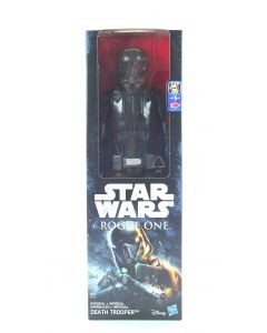 "STAR WARS Rogue One IMPERIAL DEATH TROOPER 12"" action figure titan doll toy NEW"