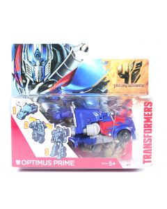 """Transformers Age of Extinction OPTIMUS PRIME 5"""" One step changer action figure!"""