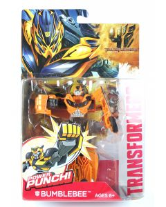 "Transformers Age of Extinction BUMBLEBEE 6"" Power Attackers action figure - NEW!"