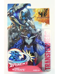 "Transformers Age of Extinction DINOBOT STRAFE 6"" Power Attackers action figure!"