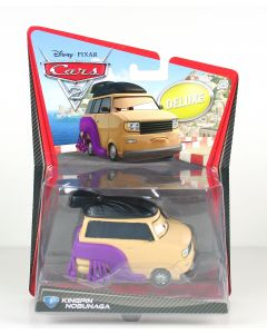 DISNEY CARS 1 2 3 movie #5 KINGPIN NABUNAGA sumo wrestler deluxe diecast toy NEW