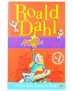 ROALD DAHL classic THE MAGIC FINGER paperback story book pb - NEW!