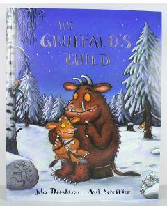 JULIA DONALDSON classic THE GRUFFALO'S CHILD children's paperback book pb - NEW!