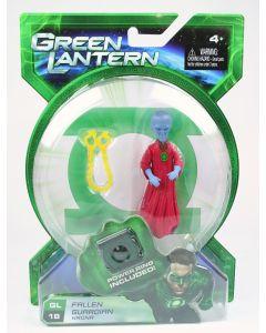 """The Green Lantern FALLEN GUARDIAN KRONA 4"""" toy action figure GL18 Mattel - NEW!"""