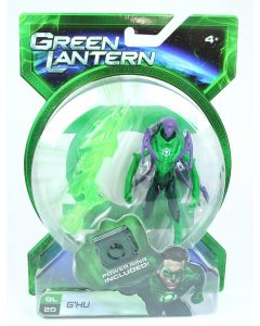 "The Green Lantern - G'HU 4"" movie action figure GL20 toy Mattel - NEW!"