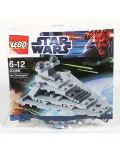 LEGO set STAR WARS IMPERIAL STAR DESTROYER promotional baggie toy 30056 - NEW!