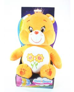 "CARE BEARS plush FRIEND BEAR 12"" soft toy cuddly American Greetings - NEW!"