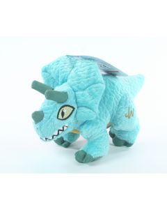 "JURASSIC WORLD plush TRICERATOPS 7"" soft toy dinosaur park hasbro - NEW!"