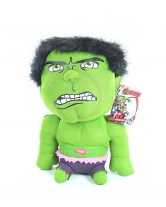"MARVEL AVENGERS 9"" plush talking INCREDIBLE HULK infinity wars endgame - NEW!"