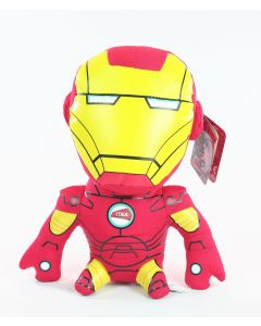 "MARVEL AVENGERS 9"" plush talking IRON MAN infinity wars endgame - NEW!"