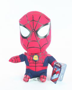 "MARVEL AVENGERS 9"" plush talking SPIDERMAN spider-man infinity wars endgame NEW!"