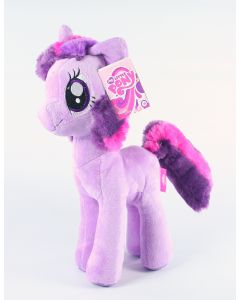 "MY LITTLE PONY cuddly PRINCESS TWILIGHT SPARKLE 10"" plush soft toy MLP - NEW!"