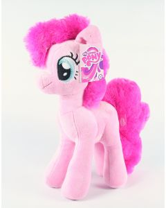 "MY LITTLE PONY cuddly PINKIE PIE 10"" plush soft toy MLP G4 - NEW!"