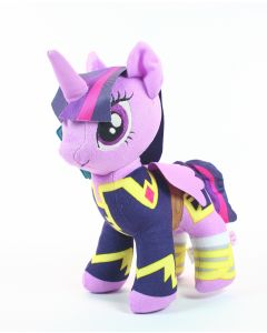 "MY LITTLE PONY plush TWILIGHT SPARKLE 9"" soft toy Guardians of Harmony movie NEW"