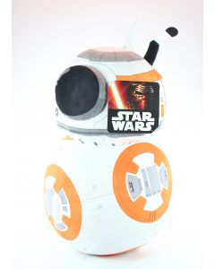 """STAR WARS extra large BB-8 17"""" soft toy cuddly Force Awakens droid XL - NEW!"""