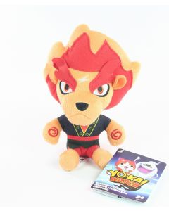 "YO-KAI WATCH plush BLAZION 8"" soft toy lion game - NEW!"