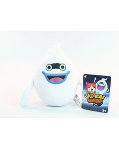 "YO-KAI WATCH plush WHISPER 8"" soft toy ghost game - NEW!"