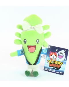 "YO-KAI WATCH plush WIGLIN 8"" soft toy seaweed game - NEW!"