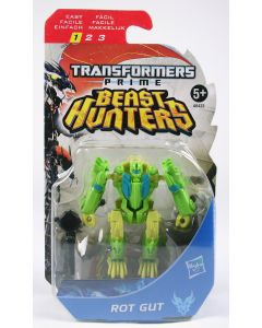 "Transformers Prime Beast Hunters Legion ROT GUT 3"" Predacon action figure - NEW!"