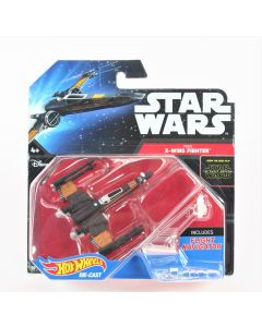 Star Wars Hot Wheels - Poe's X-Wing Fighter