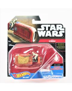 Star Wars Hot Wheels - Rey's Speeder