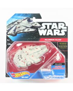 Star Wars Hot Wheels - Millennium Falcon (Force Awakens)