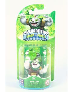 SKYLANDERS Swap Force ZOO LOO action figure toy PS3 PS4 Wii XBox One - NEW!