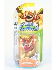 SKYLANDERS Swap Force BIG BANG TRIGGER HAPPY action figure PS3 PS4 Wii XBox NEW