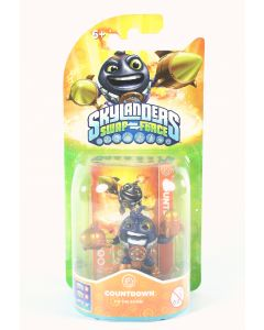 SKYLANDERS Swap Force COUNTDOWN action figure toy PS3 PS4 Wii XBox One - NEW!