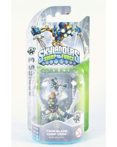 SKYLANDERS Swap Force TWIN BLADE CHOP CHOP action figure PS3 PS4 Wii XBox - NEW!