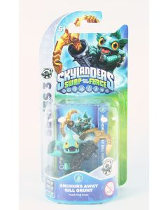 SKYLANDERS Swap Force ANCHORS AWAY GILL GRUNT action figure PS3 PS4 Wii XBox NEW
